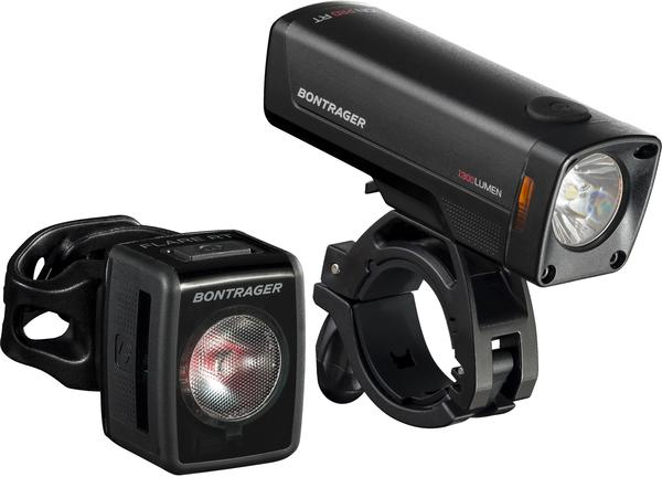 Bontrager Ion Pro RT / Flare RT Light Set Color: Black