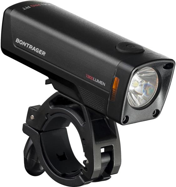 Bontrager Ion Pro RT Front Bike Light Color: Black