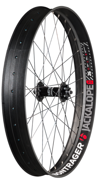 Bontrager Jackalope Fat Bike Front Wheel Model: Front: 135mm quick-release spacing