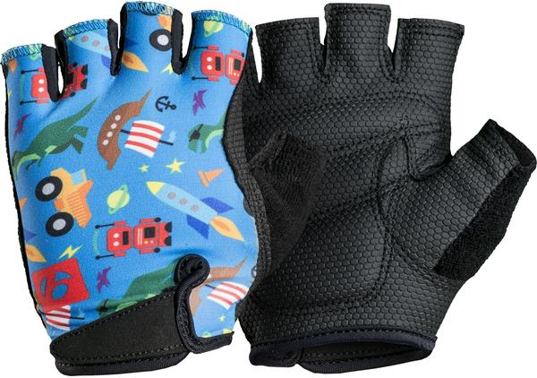 Bontrager Kids' Bike Gloves Color: Blue