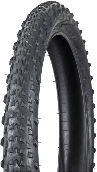 Bontrager Kids' Midfat 20-inch MTB Tire Color: Black
