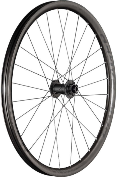 Bontrager Kovee Elite 30 Boost TLR MTB Wheel 27.5-inch Front Color: Black
