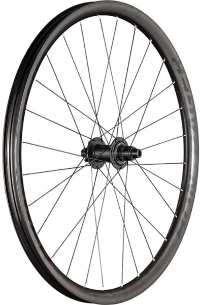 Bontrager Kovee Elite 30 Boost TLR MTB Wheel 27.5-inch Rear Color: Black