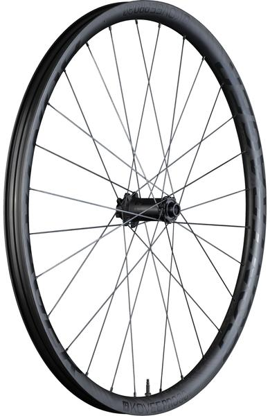 Bontrager Kovee Pro 30 TLR Boost 27.5 MTB Front Wheel Color: Black