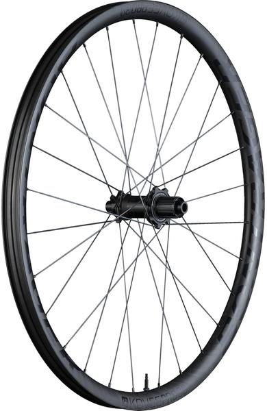 Bontrager Kovee Pro 30 TLR Boost 29 MTB Rear Wheel Color: Black