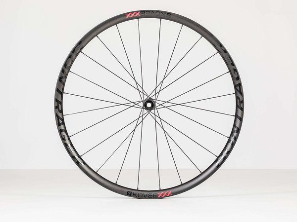 Bontrager Kovee XXX Boost TLR 29 MTB Wheel 29-inch Front Color: Black/Anthracite