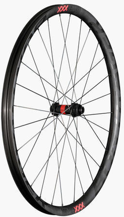 Bontrager Kovee XXX TLR Wheel Axle: 110 x 15mm