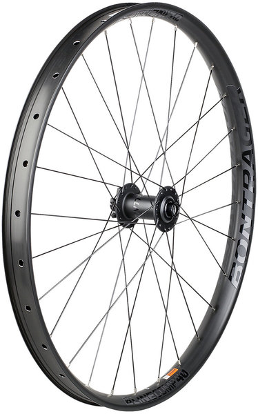 Bontrager Line Comp 40 TLR Boost 27.5-inch Front Color: Black