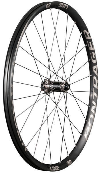 Bontrager Line Elite 30 TLR Boost 27.5 Model: Front