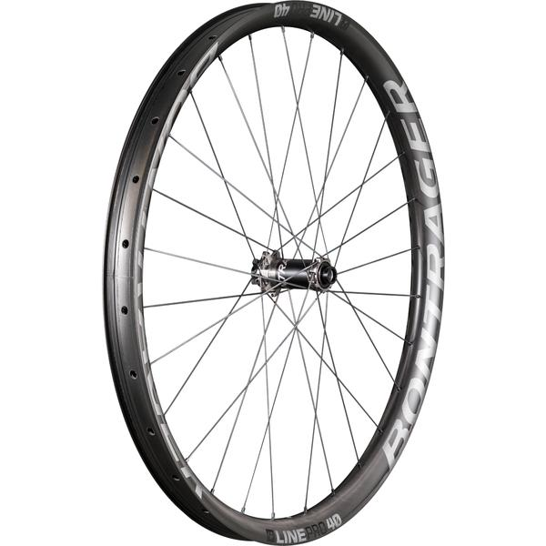 Bontrager Line Pro 40 TLR 29 Boost Color: Anthracite/Black