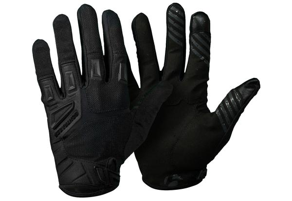 Bontrager Lithos Mountain Bike Glove Color: Black