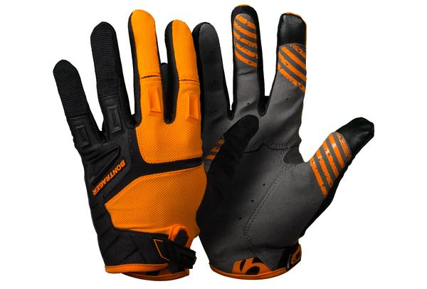 Bontrager Lithos Gloves Color: Firebrand