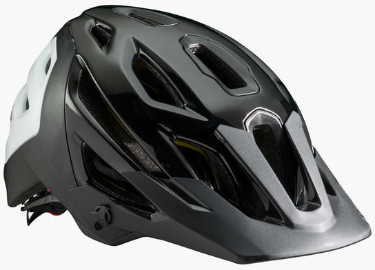 Bontrager Lithos MIPS Helmet Color: Black/White