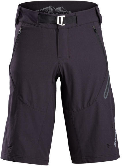 Bontrager Lithos Mountain Bike Short Color: Black