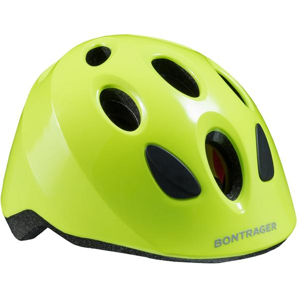 Bontrager Little Dipper MIPS Kids' Bike Helmet Color: High Visibility Yellow