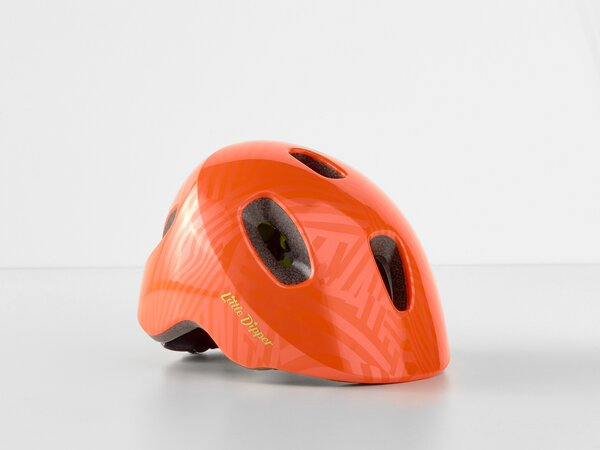 Bontrager Little Dipper MIPS Kids' Bike Helmet Color: Radioactive Orange