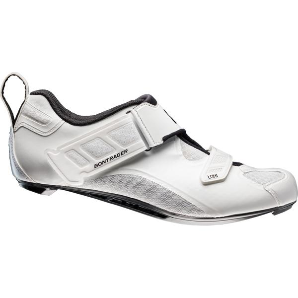 Bontrager Lohi Women's Triathlon Shoe Color: White