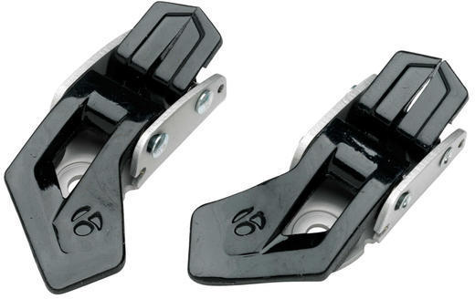 Bontrager Low-Profile Replacement Buckles Color: Black