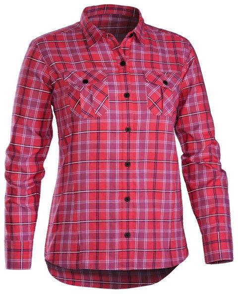 Bontrager Lucette Flannel Long Sleeve Shirt