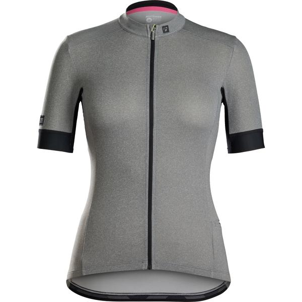 Bontrager Meraj Endurance Women's Cycling Jersey Color: Charcoal