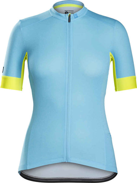 Bontrager Meraj Endurance Women's Cycling Jersey Color: Azure
