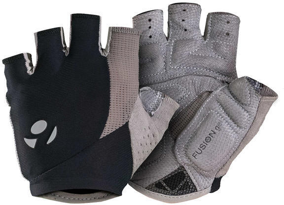 Bontrager Meraj Gel Gloves Color: Black Pearl