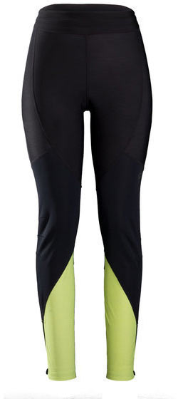 Bontrager Meraj Halo S1 Softshell Tights Color: Black