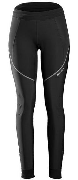 Bontrager Meraj Halo S2 Softshell Tights Color: Black