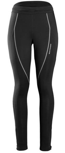 Bontrager Meraj Thermal Tights Color: Black
