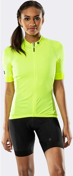 Bontrager Meraj Women's Cycling Jersey Color: Radioactive Yellow