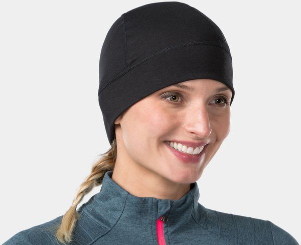 Bontrager Merino Blend Cycling Beanie Color: Black