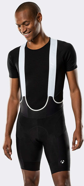Bontrager Merino Blend Short Sleeve Cycling Baselayer Color: Black