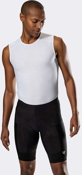 Bontrager Mesh Sleeveless Cycling Baselayer Color: White