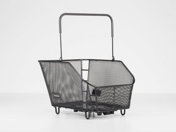 Bontrager MIK Trunk Wire Basket Color: Black