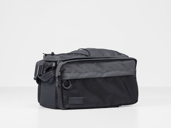 Bontrager MIK Utility Trunk Bag Color: Black