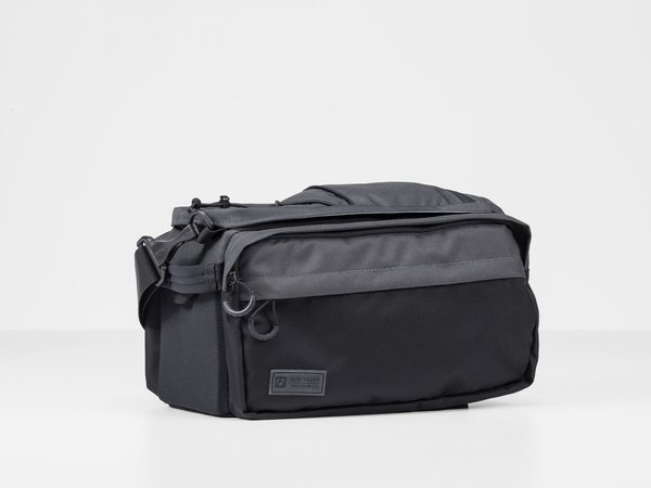 Bontrager MIK Utility Trunk Bag with Panniers Color: Black