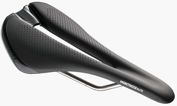 Bontrager Montrose Elite Saddle Color: Black