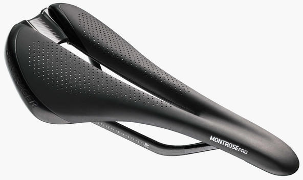 Bontrager Montrose Pro Saddle Color: Black