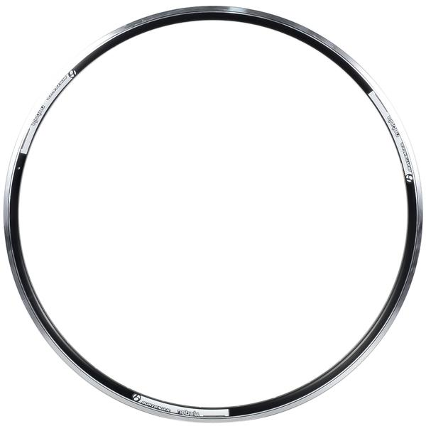 Bontrager Nebula Rim Color | Hole Count | Size: Black/White | 32 | 700c