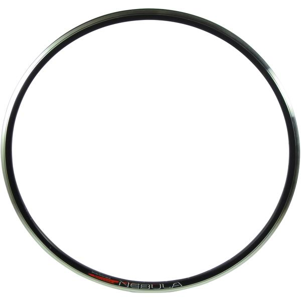 Bontrager Nebula Rim Color | Hole Count | Size: Black | 36 | 700c