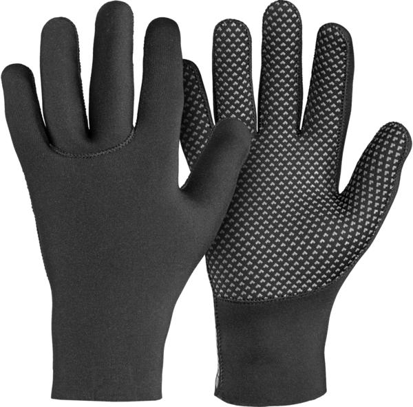 Bontrager Neoprene Cycling Gloves Color: Black
