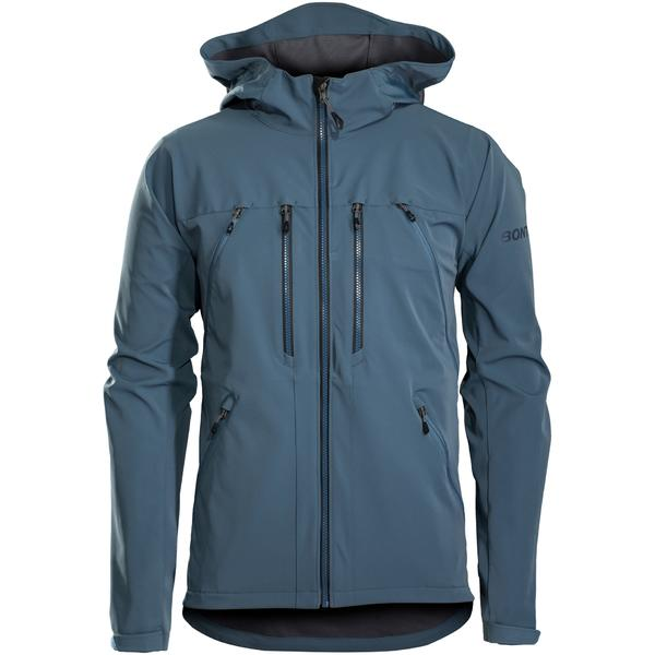 Bontrager OMW Softshell Jacket Color: Battleship Blue