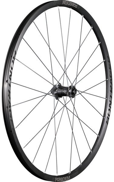 Bontrager Paradigm Comp TLR Disc Front Wheel Axle: 100 x 5mm