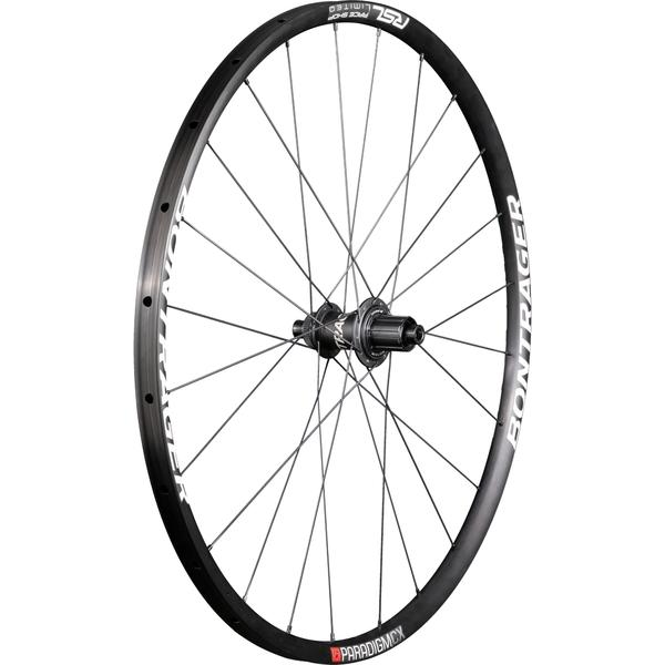 Bontrager Paradigm CX RSL Disc Tubular Road Wheel Model: Rear