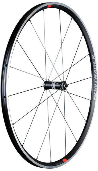 Bontrager Paradigm Elite Road Wheel TLR Model: Front