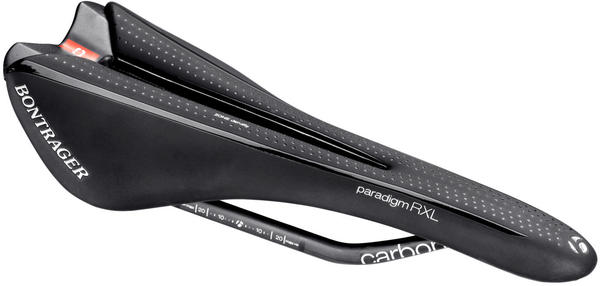 Bontrager Paradigm RXL Saddle Color: Black