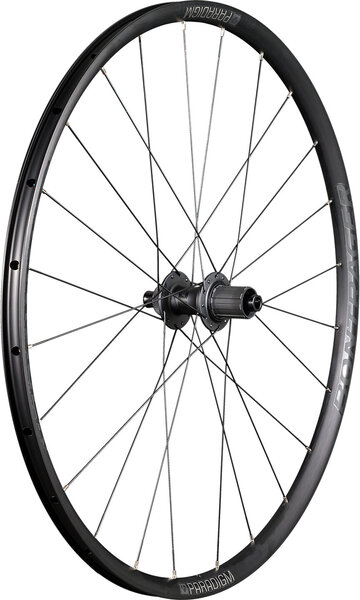 Bontrager Paradigm TLR Disc Road Rear Color: Black/Anthracite