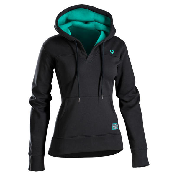Bontrager Premium Hoodie - Women's Color: Black