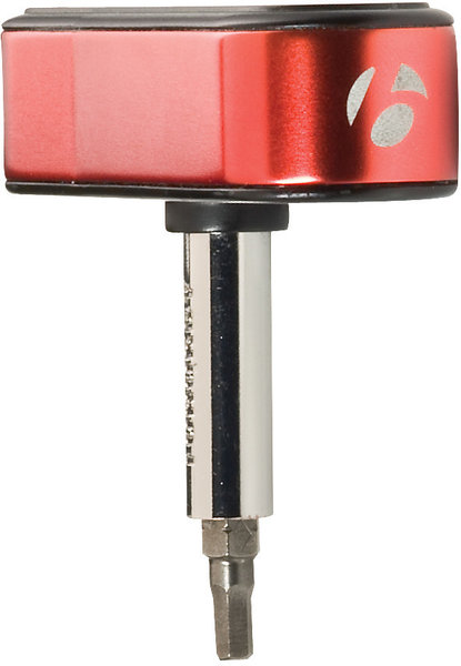 Bontrager Preset Torque Wrench Color: Red