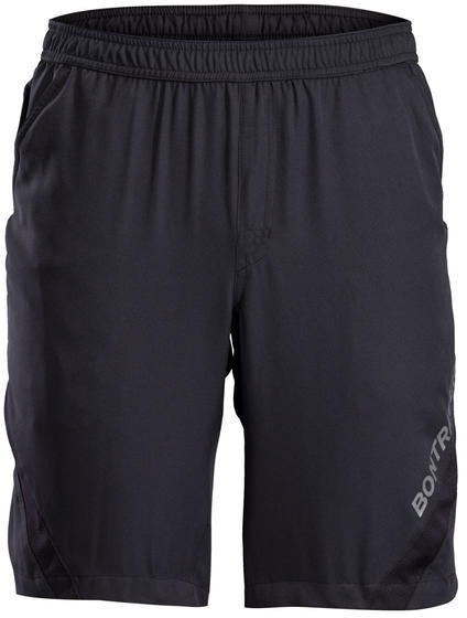 Bontrager Quantum Cycling Short Color: Black